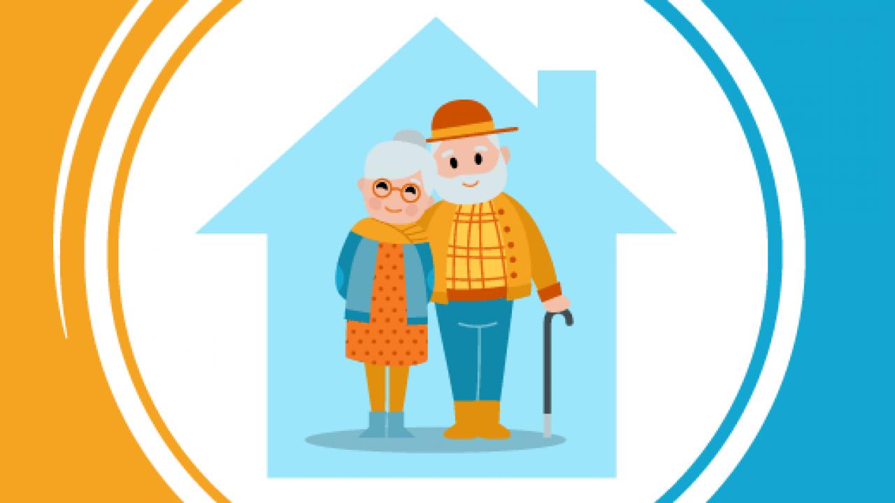 Maintien à domicile des personnes âgées : une bonne pratique ?